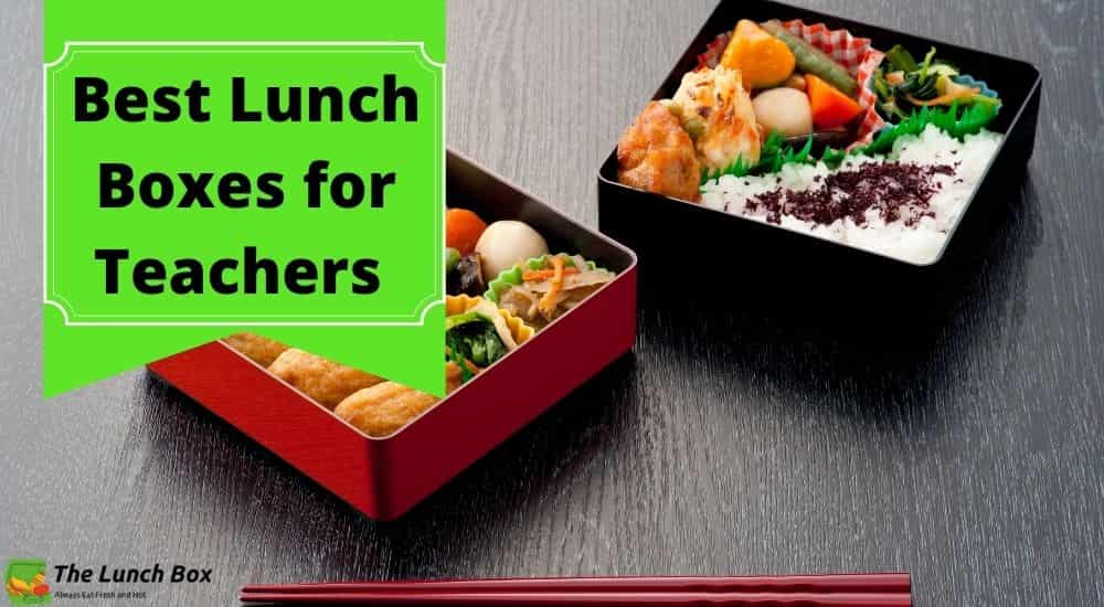 Best Lunch Boxes for Teachers