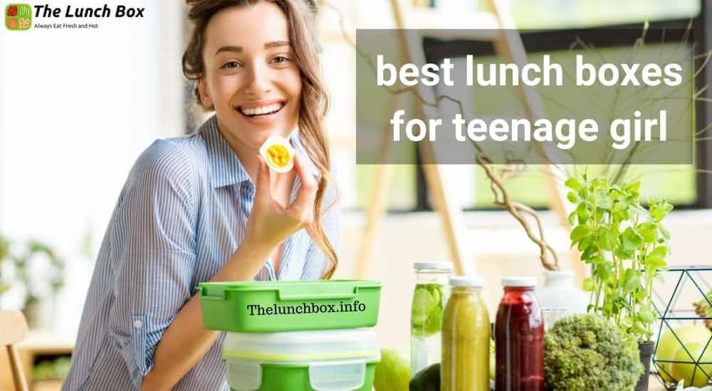 Lunch boxes for Teenage Girl
